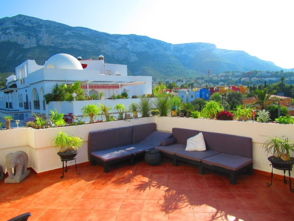 A125 3 Bedroom Penthouse for sale very close to Denia. - Property Photo 5