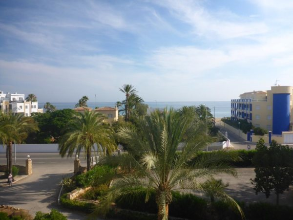 A77 2 Bedroom Apartment for sale with sea views, in Las Marinas km.2, Denia. - Photo