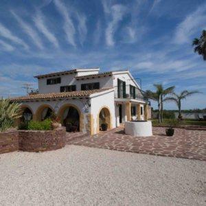 VP18 Villa for sale in La Jara, Denia, Spain.