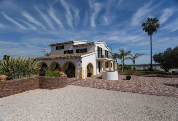 VP18 Villa for sale in La Jara, Denia, Spain. - Photo