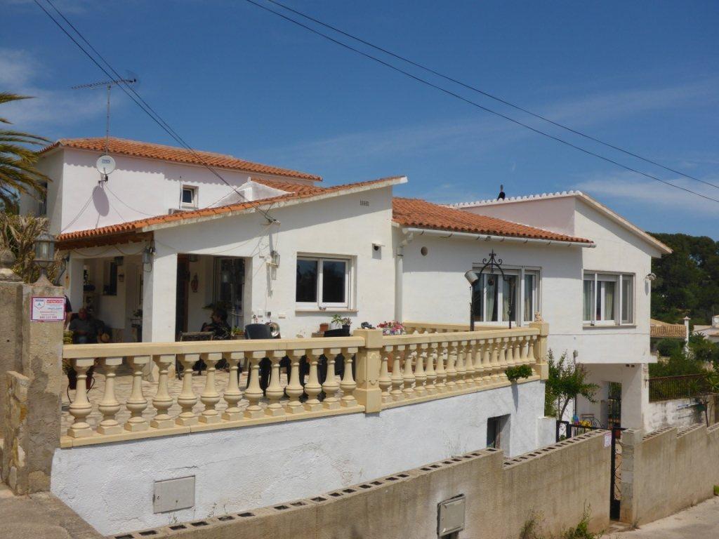 VP39 8 Bedroom Villa for sale in Troyas, Las Rotas, Denia. - Property Photo 1