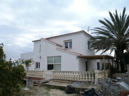 VP39 Villa avec 8 chambres à vendre à Troyas, Las Rotas, Denia. - Photo