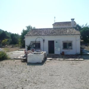VP43 3 Bedroom Villa for sale with a large plot of land on the Montgó, Denia.