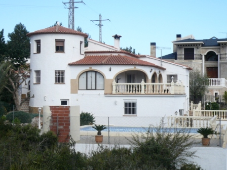 VP45 10 Bedroom Luxury Villa for sale with panoramic sea views in La Pedrera, Denia. - Property Photo 14