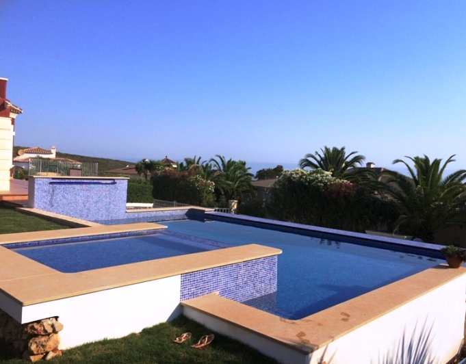 VP59 4 Bedroom Luxury Villa on the Montgó, with sea and mountain views. - Property Photo 3