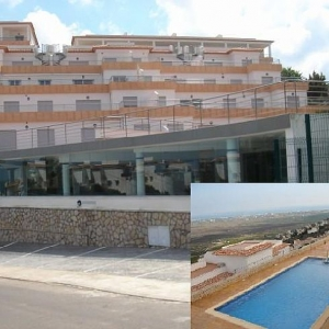 A83 Apartment For Sale in Pego with 2 Bedrooms