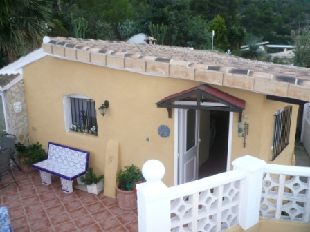 VP42 3 Bedroom Villa with sea views on the Montgó, Denia. - Photo