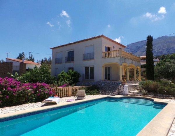 VP34 Villa For Sale with sea views in Denia, Spain - Photo