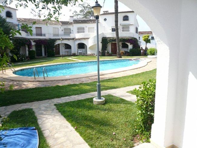A136 2 Bedroom Ground Floor Apartment near Las Marinas beach, Denia, Spain. - Property Photo 2