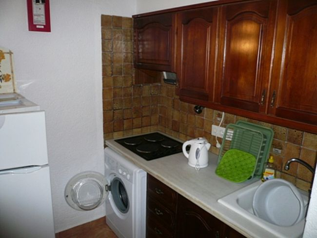 A136 2 Bedroom Ground Floor Apartment near Las Marinas beach, Denia, Spain. - Property Photo 6