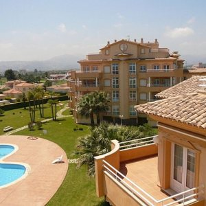 A167 Penthouse For Sale in Oliva with 3 Bedrooms