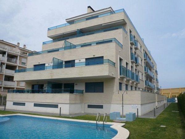 A68 Appartement en vente, avec 1 chambre,  très proche de la mer et à Denia, Alicante. - Photo