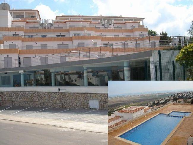 A83 - Apartamentos en Pego en residencial lujoso
