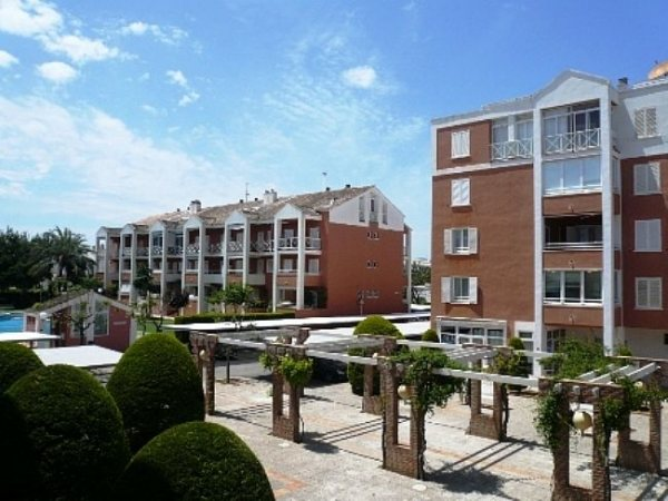A91 3 Bedroom Apartment for sale very close to Denia with sea views. - Photo