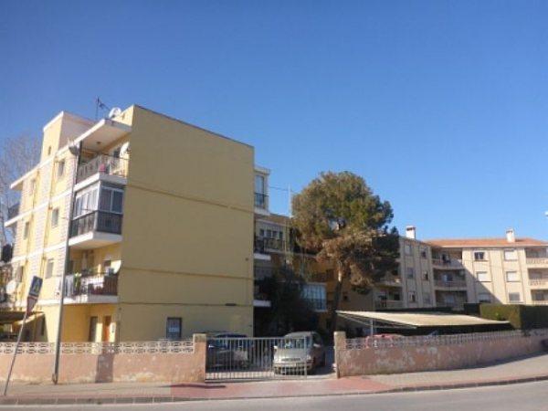 A86 Attique avec 2 chambres en vente très proche de la plage, Denia. - Photo