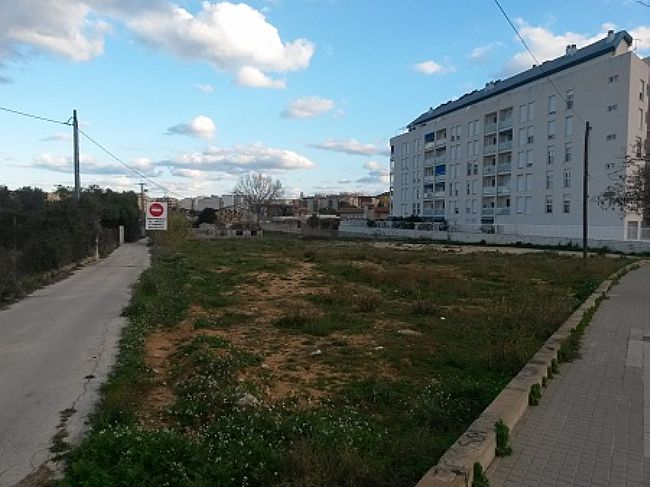 Plots of land in Denia