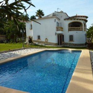 VP47 4 Bedroom Villa for sale in La Pedrera. Close to Denia.