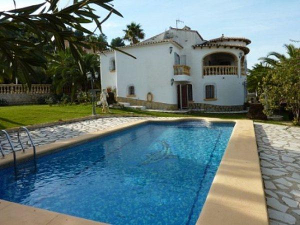 VP47 4 Bedroom Villa for sale in La Pedrera. Close to Denia. - Photo
