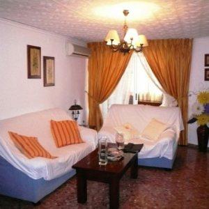 P6 4 Bedroom Flat for sale near the center of Denia, Alicante.