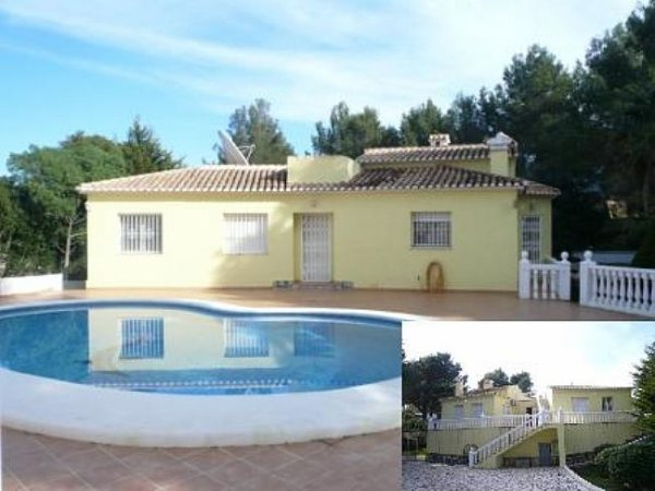 VP49 3 Bedroom Villa for sale on the Montgó, Denia. - Photo