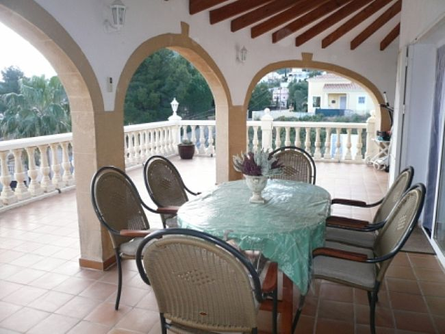 VP45 10 Bedroom Luxury Villa for sale with panoramic sea views in La Pedrera, Denia. - Property Photo 11