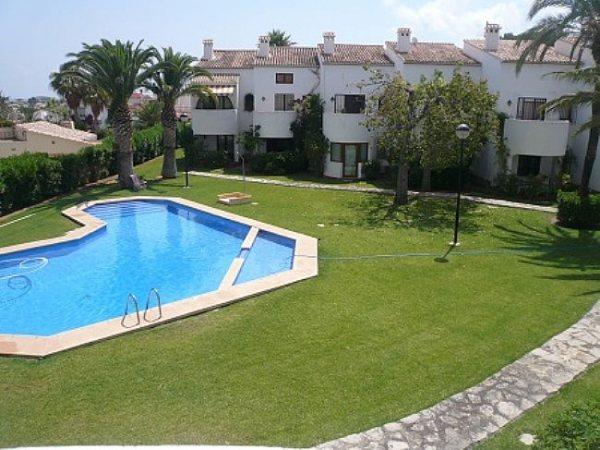 A03 2 Bedroom Apartment for sale in La Pedrera, close to Denia, Alicante. - Photo