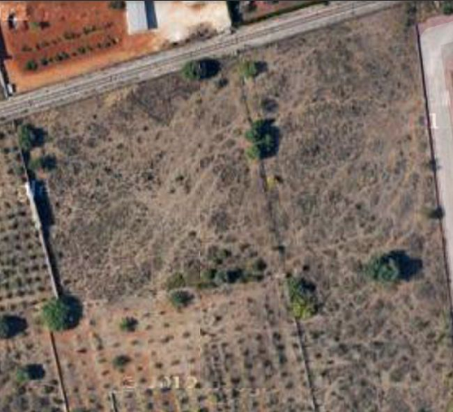 Plots of land in Denia La Pedrera