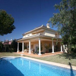 VP130 Villa For Sale in Denia with 4 Bedrooms