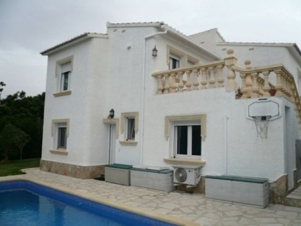 VP38 Villa For Sale in Denia with 3 Bedrooms - Photo