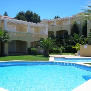 A35 Ground floor 2 Bedroom Apartment for sale near La Sella Golf in Pedreguer.