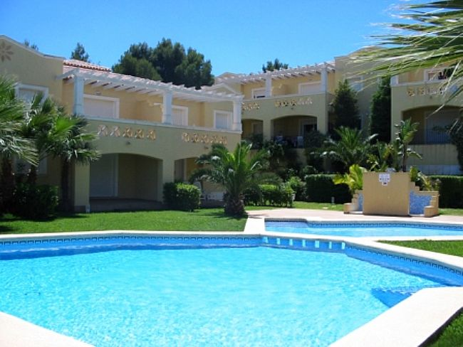 A35 Ground floor 2 Bedroom Apartment for sale near La Sella Golf in Pedreguer. - Property Photo 1