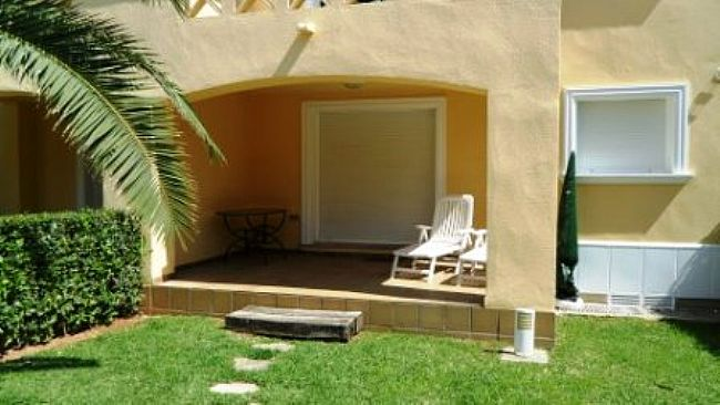 A35 Ground floor 2 Bedroom Apartment for sale near La Sella Golf in Pedreguer. - Property Photo 6