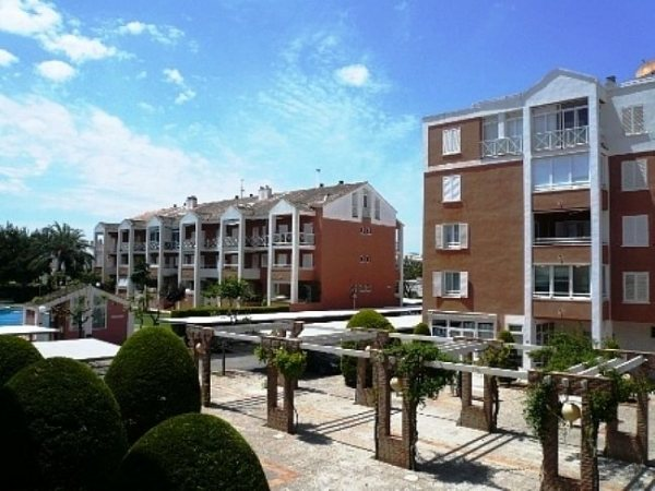 A108 Apartment For Sale in Denia with 3 Bedrooms - Photo