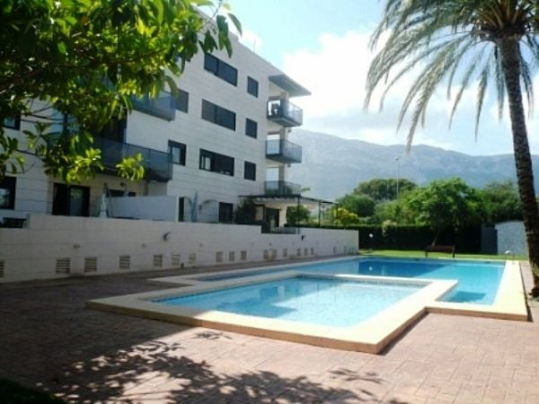 A21 Apartment For Sale in Denia with 3 Bedrooms - Photo