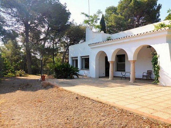 V30 3 Bedroom Villa for sale , 500 m from the sea, in Las Rotas ,Denia. - Photo