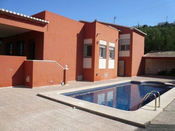 VP12 Villa for sale with sea views in Las Rotas, Denia. - Photo