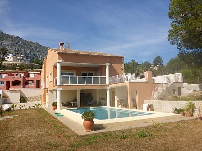 Villa in Denia Las Rotas