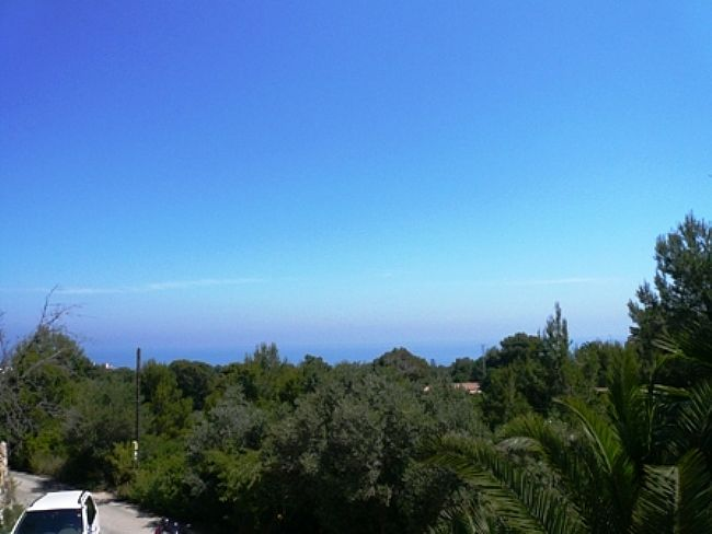 Plots of land in Denia Las Rotas
