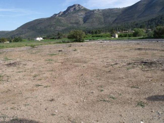 PL15 Plot Land For Sale in Parcent, Alicante - Property Photo 3
