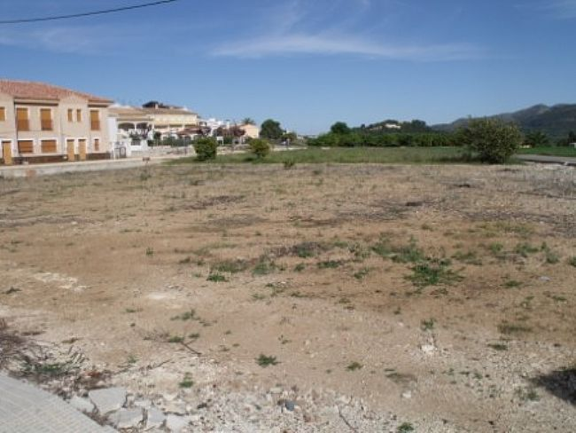 PL15 Plot Land For Sale in Parcent, Alicante - Property Photo 4