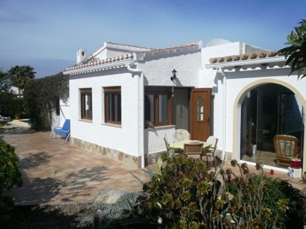VP74 3 Bedroom Villa for sale near La Sella Golf with sea views. - Photo