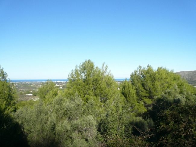 PL06 Plot for sale in La Sella Golf with sea views, Denia, Alicante. - Property Photo 2
