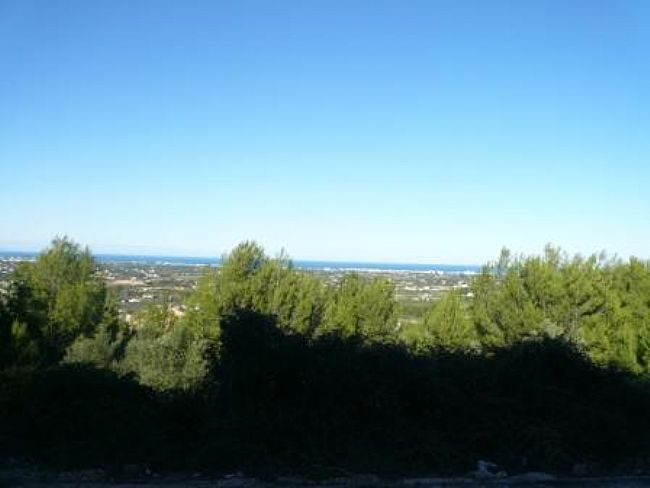 PL06 Plot for sale in La Sella Golf with sea views, Denia, Alicante. - Property Photo 6