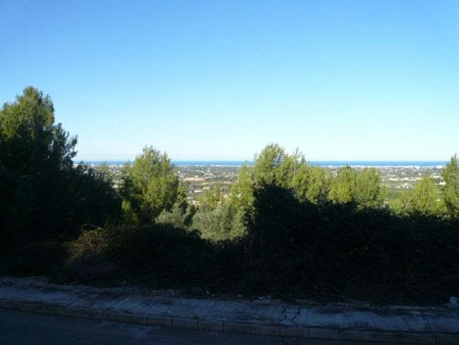 PL06 Plot for sale in La Sella Golf with sea views, Denia, Alicante. - Property Photo 7