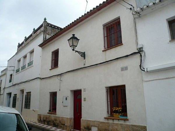 TH2 Townhouse For Sale in Benidoleig with 3 Bedrooms - Photo