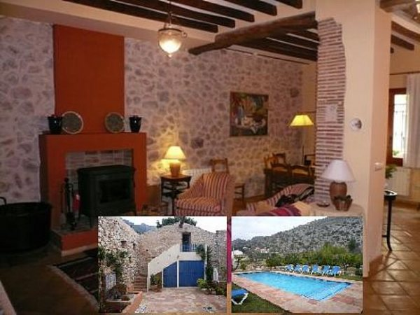 TH9 Townhouse For Sale in Benimeli with 4 Bedrooms - Photo