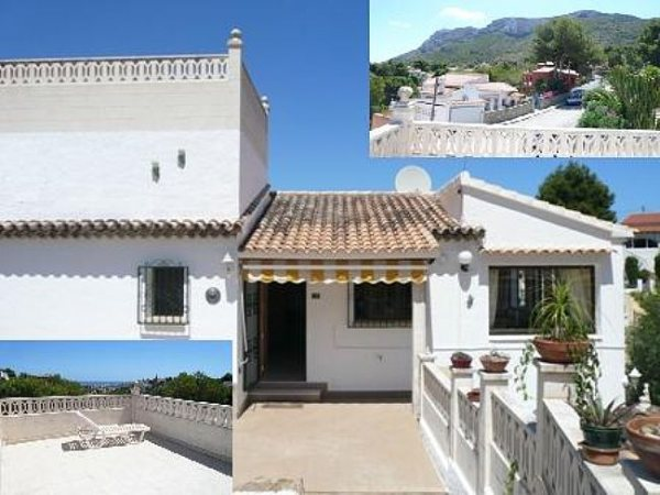 V23 Villa For Sale in Denia with 3 Bedrooms - Photo