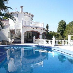 VP01 Villa For Sale in Denia with 6 Bedrooms