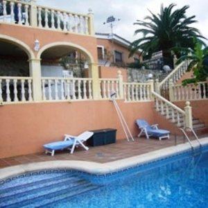 VP107 Villa For Sale in Denia with 4 Bedrooms