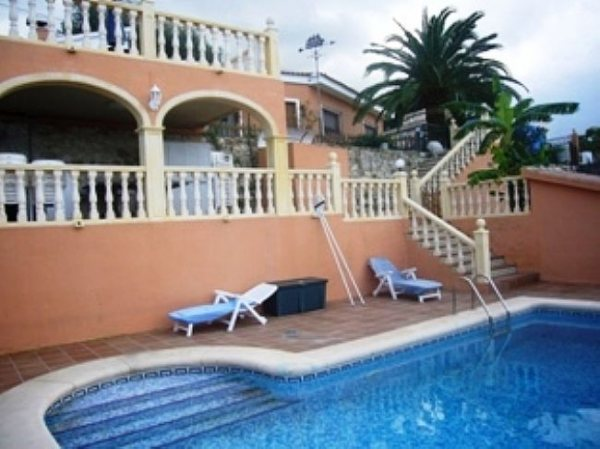 VP107 Villa For Sale in Denia with 4 Bedrooms - Photo